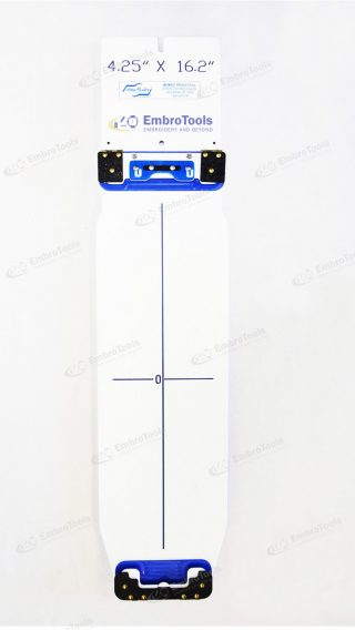 """4.25"""" x 16.2"""" (10.7×41.1cm) Fixture and Freestyle Arm"""