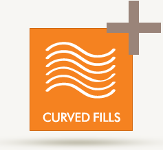 Curved Fills
