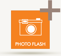 Photo flash / Color Photo Stitch